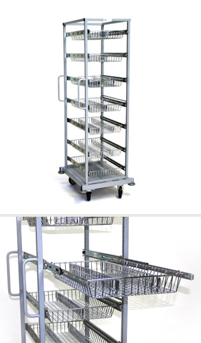 Trolley for hospital