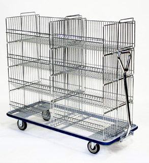 cart hospital solute transport