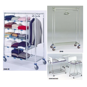 Clothing Cart - Hospital