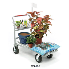 Garden centre carts with wheel  MS-195