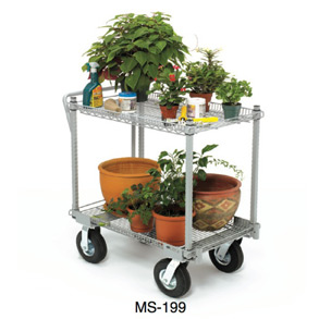 Garden centre carts with wheel MS-199