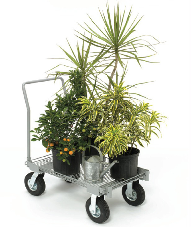 Garden centre carts with wheel MS-200