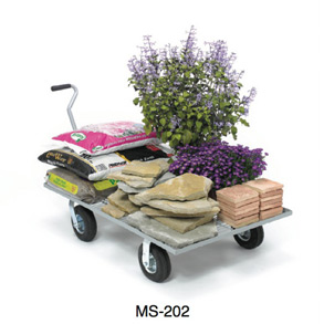 Garden centre carts with wheel MS-202