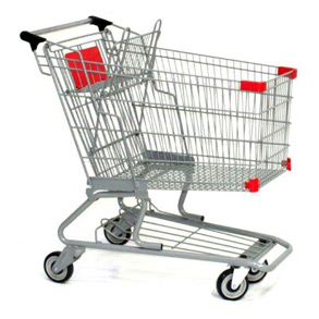 Grocery Carts or Baskets 112