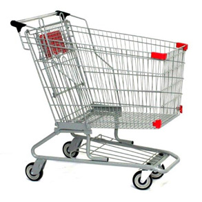 Grocery Carts or Baskets 114