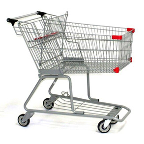 Grocery Carts or Baskets 115