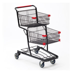 Grocery Carts or Baskets 2012