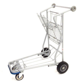 Luggage Cart - case