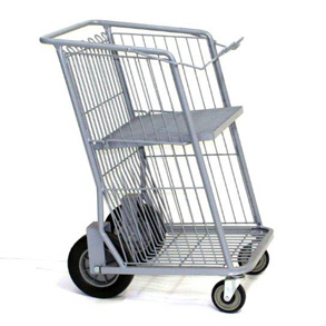 MS-72-4 MATERIAL HADLING CART